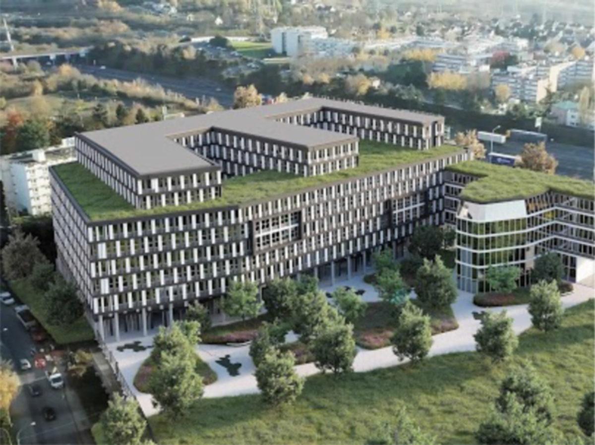 CAMPUS RESIDENCE ETUDIANTS ECLA PALAISEAU (ELITHIS)  900 Eviers inox. LIVRAISON JUIN 2018